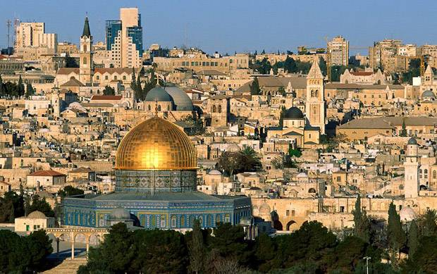 Jerusalem-Terra-Santa