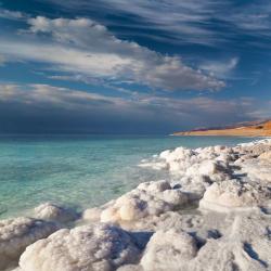 Oferta de viaje desierto de wadi rum y mar muerto