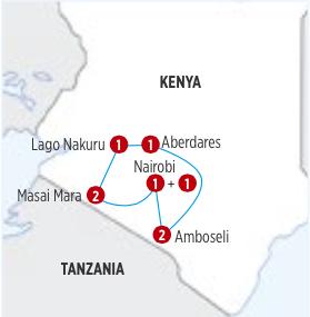 LO MEJOR Y LAS MARAVILLAS DE KENYA, SALIENDO DESDE OR 9 DIAS Y 8 NOCHES, SALIENDO DESDE NAIROBI LOS DIAS LUNES Y SABADOS