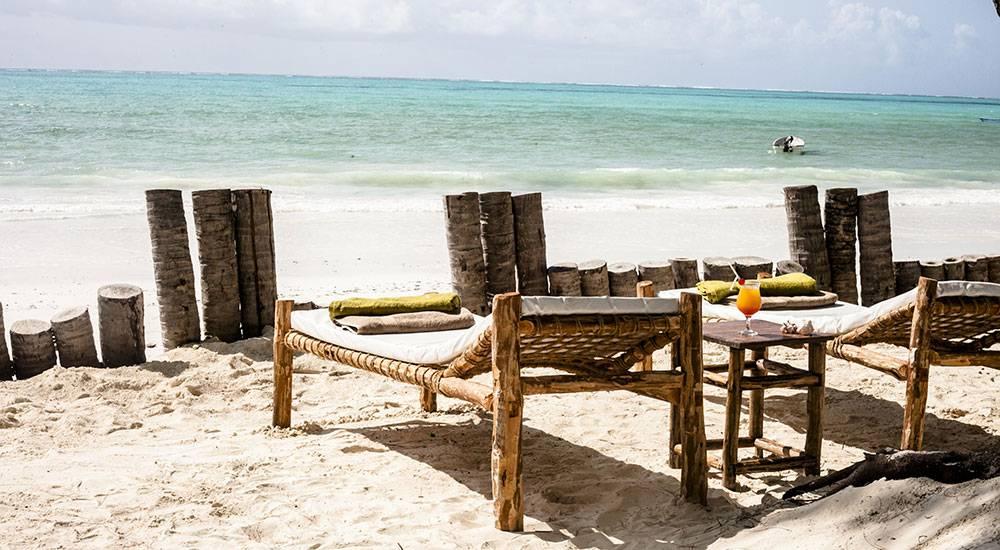 Hotel Dhow Inn Zanzibar, un lugar para relajarse