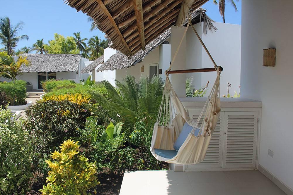 Relajarse en el hotel Dhow Inn Zanzibar