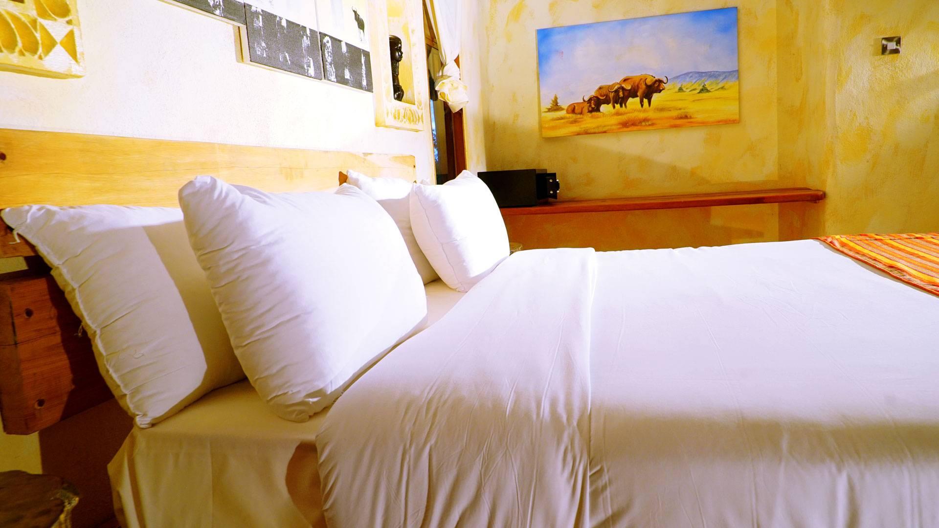 Comodo alojamiento Azure Mara Haven