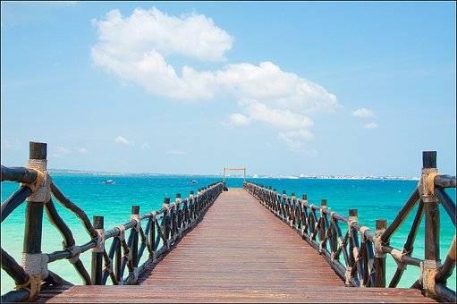 Zanzibar y su mar turquesa