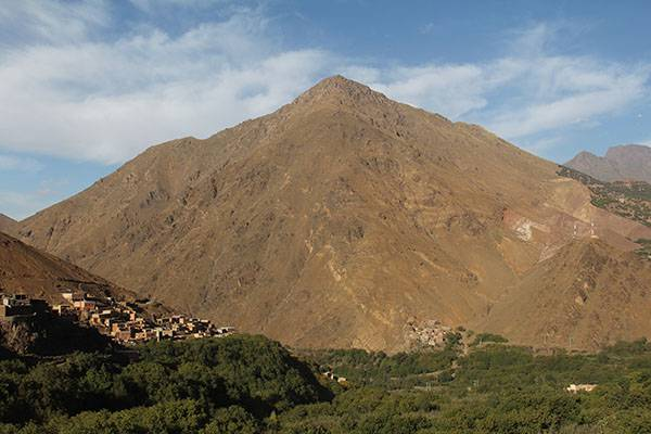 Ascension al Toubkal en 4 días