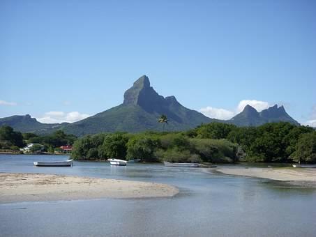 Isla Mauricio única