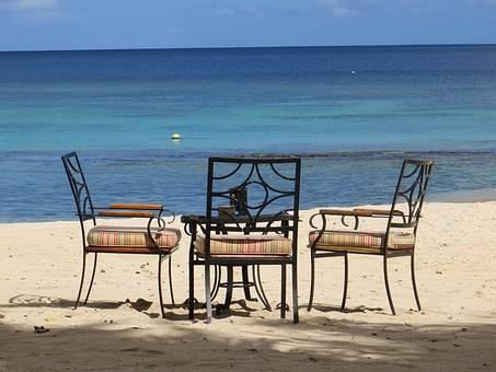 Cenas únicas en isla Mauricio