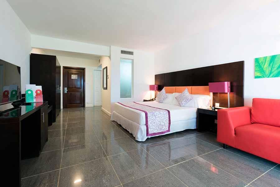 Hotel Riu Creole habitación