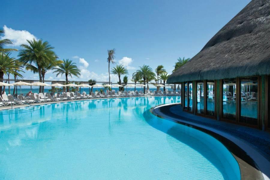 Riu Creole con gran piscina