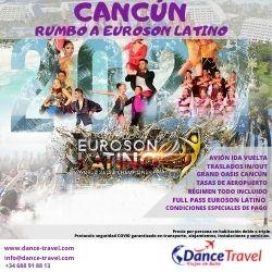 Viaje a Euroson Latino en Cancún