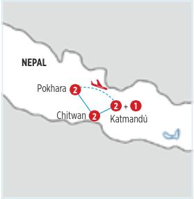 GRAN TOUR LO MEJOR DE NEPAL, 8 DIAS 7 NOCHES, DESDE KATMANDU, INCLUYE TRAYECTO EN AVION, SALIDAS DIARIAS