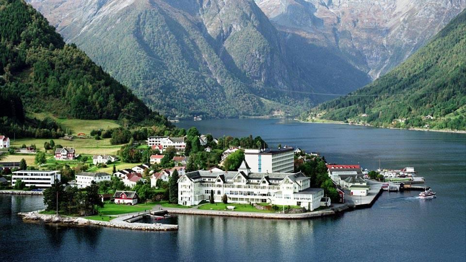 Noruega-Balestrand