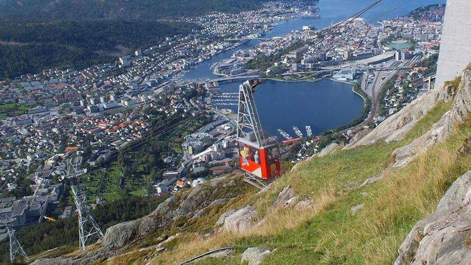 Noruega-Bergen