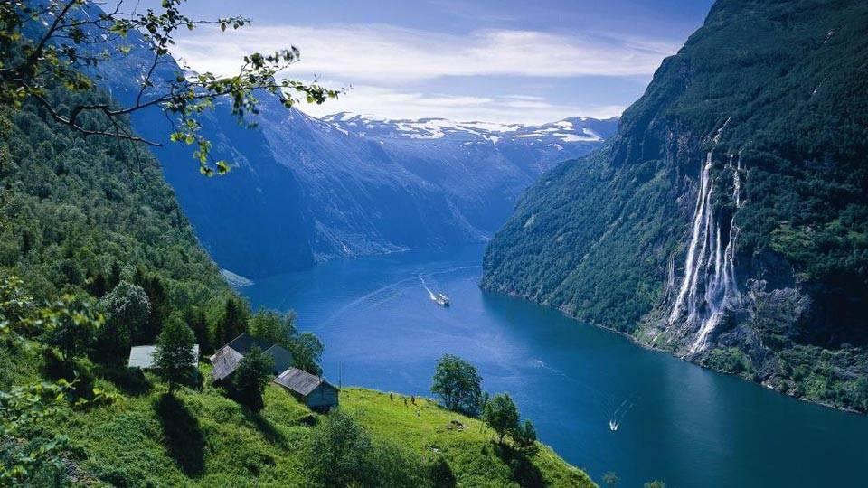 Noruega-Geiranger