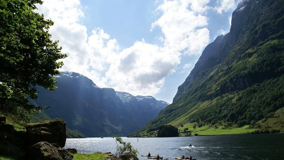 Noruega-Naeroyfjord
