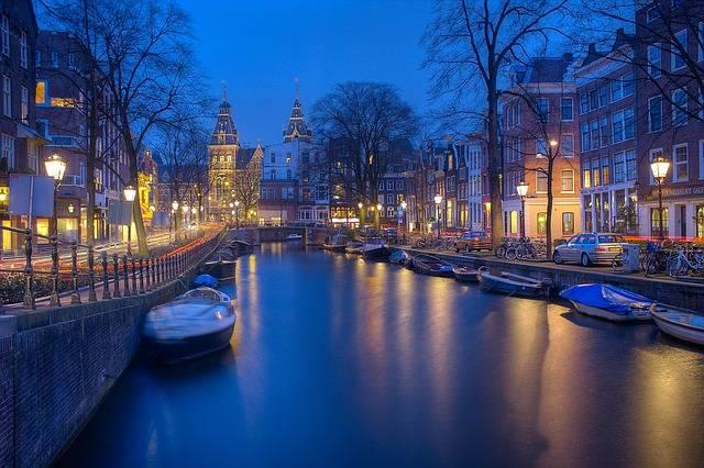 Amsterdam noche