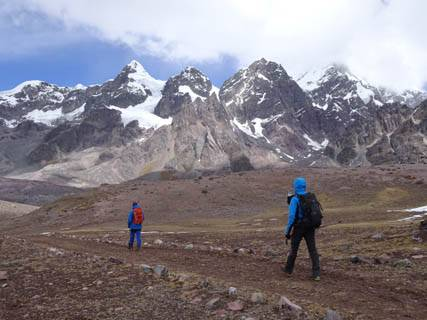 Trekking por Ausangate