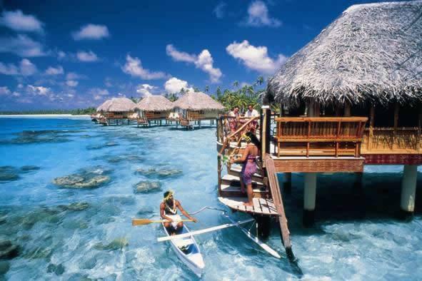 Cabaña Bora Bora