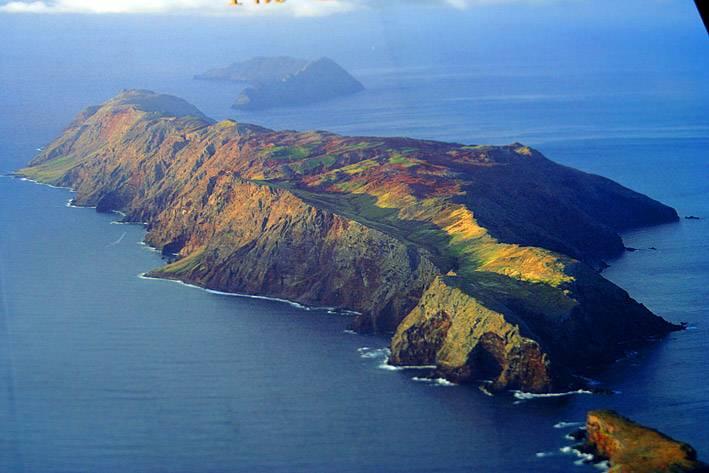 Ilhas Desertas, 45min de voo