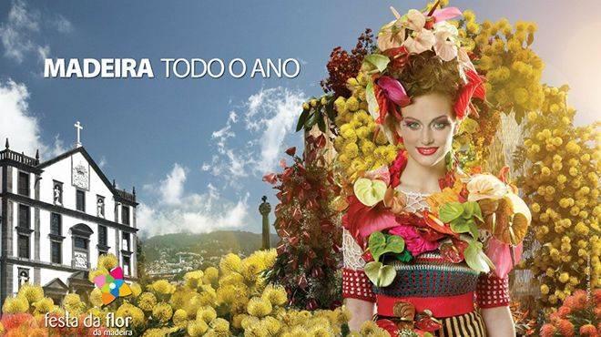 Festa da Flor Ilha da Madeira