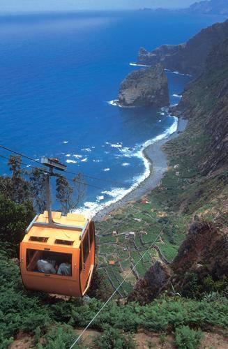 Excursión Santana Madeira
