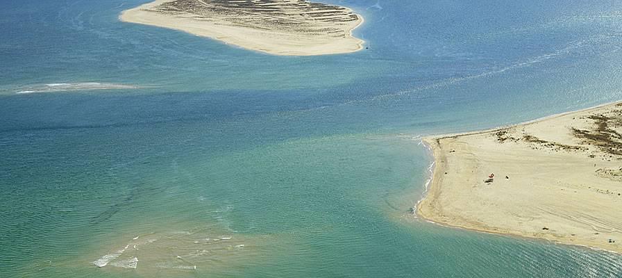 Las Islas Barrera Ría Formosa