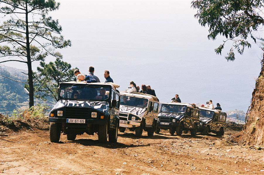 Jeep Safari Madeira