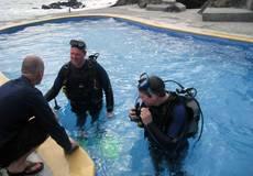 Batismo de mergulho