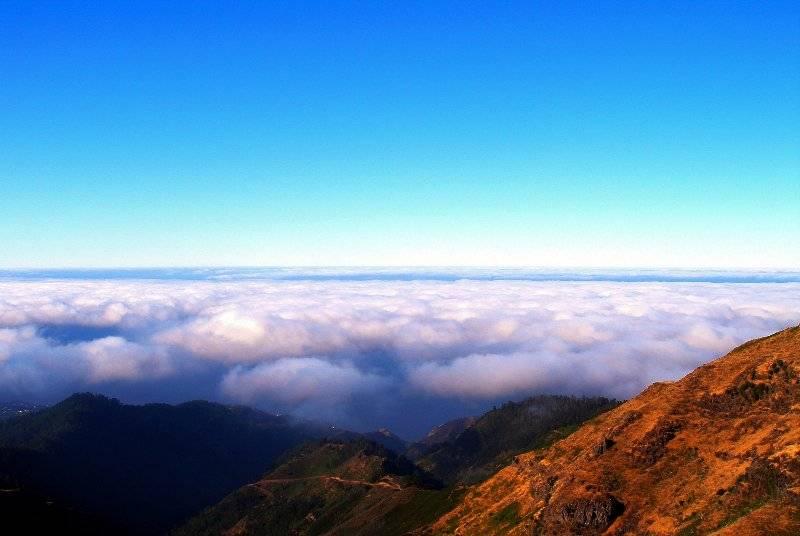 Madeira la montaña