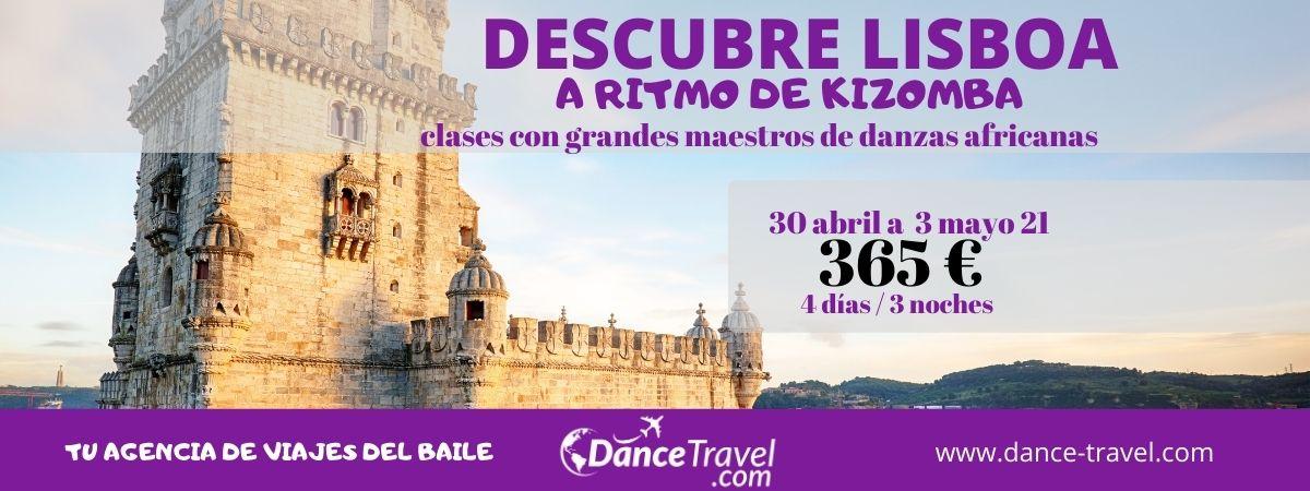 Descubre Lisboa a ritmo de Kizomba