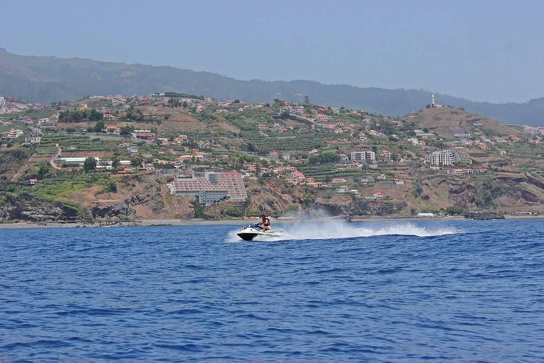 Passeio de Jetski na Ilha da Madeira