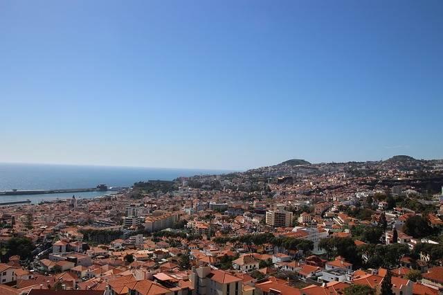 Madeira Ciudad