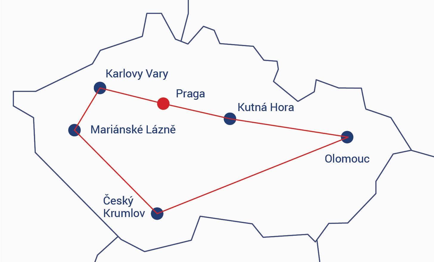 Tour de la República Checa