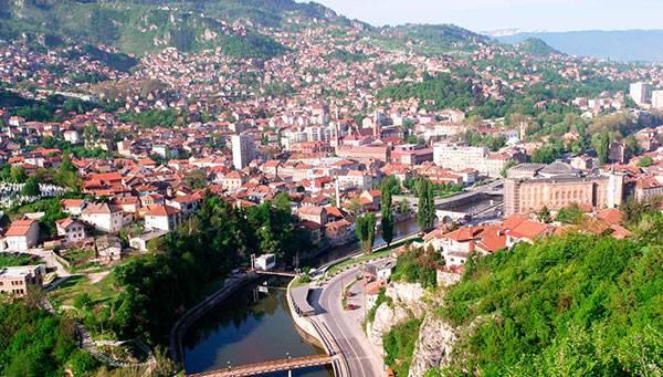 Circuito de 8 dias de ónibus Cores de Balcãs, saídas de Bucareste aos domingos