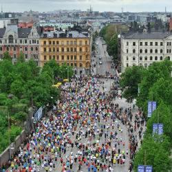 Maratón de Estocolmo 2017