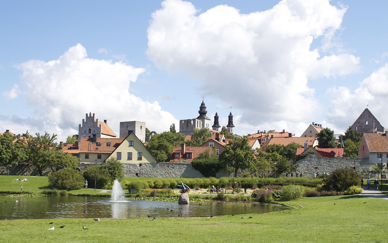 Visby Suecia