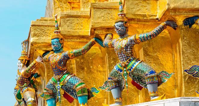 Bangkok e Myanmar