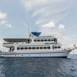 THAILANDIA Buceo vida a bordo