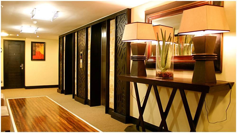 INTERIOR HOTEL MOUNT MERU