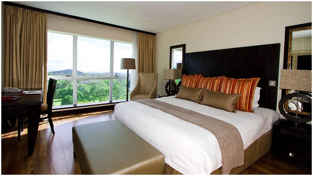 HOTEL MOUNT MERU HABITACIONES