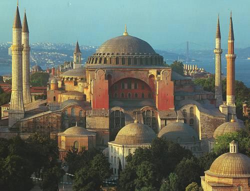 Basílica de Santa Sofia (o