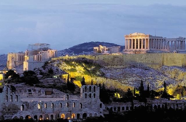 Gran Turquía, Islas Griegas y Atenas