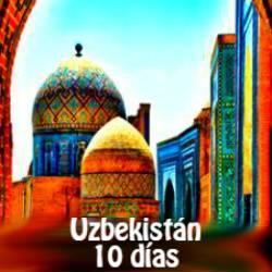 El Esplendor  de Uzbekistán
