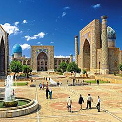 Viaje el Esplendor de Uzbekistán